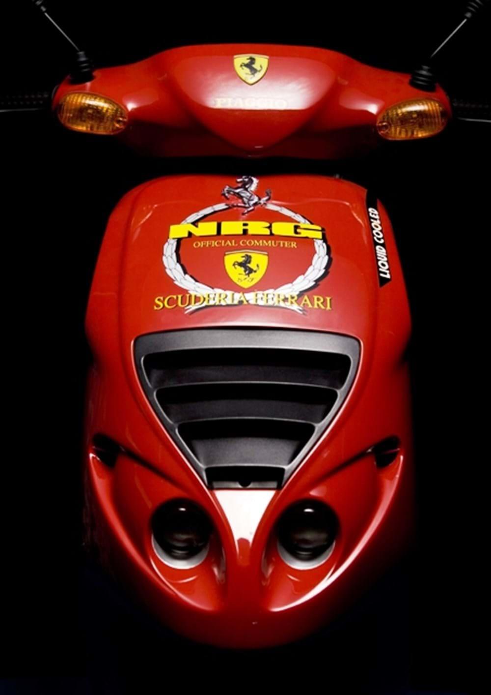 1998 Piaggio Nag Ferrari Scooter