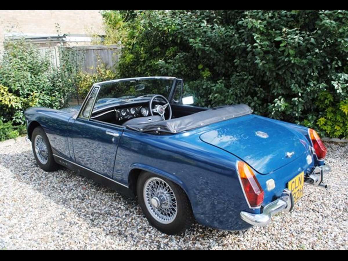 MG Midget - Specialist Classic & Sports Car Auctioneers