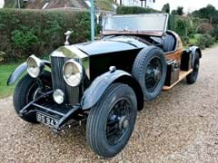Navigate to Lot 336 - 1929 Rolls-Royce Phantom II Boat Tail Roadster *WITHDRAWN*