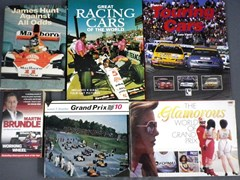 Navigate to 15 motoring books.