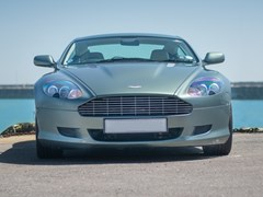 Navigate to Lot 133 - 2004 Aston Martin DB9