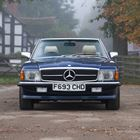Ref 26 1989 Mercedes-Benz 300 SL Roadster -