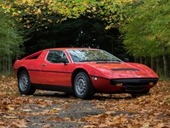 Navigate to Lot 281 - 1975 Maserati Merak to SS specification