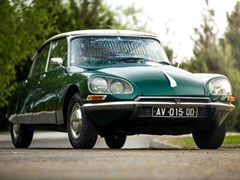 Navigate to Lot 154 - 1974 Citroën DS21 Super 5