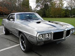 Navigate to Lot 291 - 1969 Pontiac Firebird