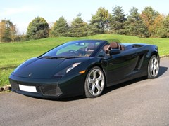 Navigate to Lot 231 - 2007 Lamborghini Gallardo Spyder