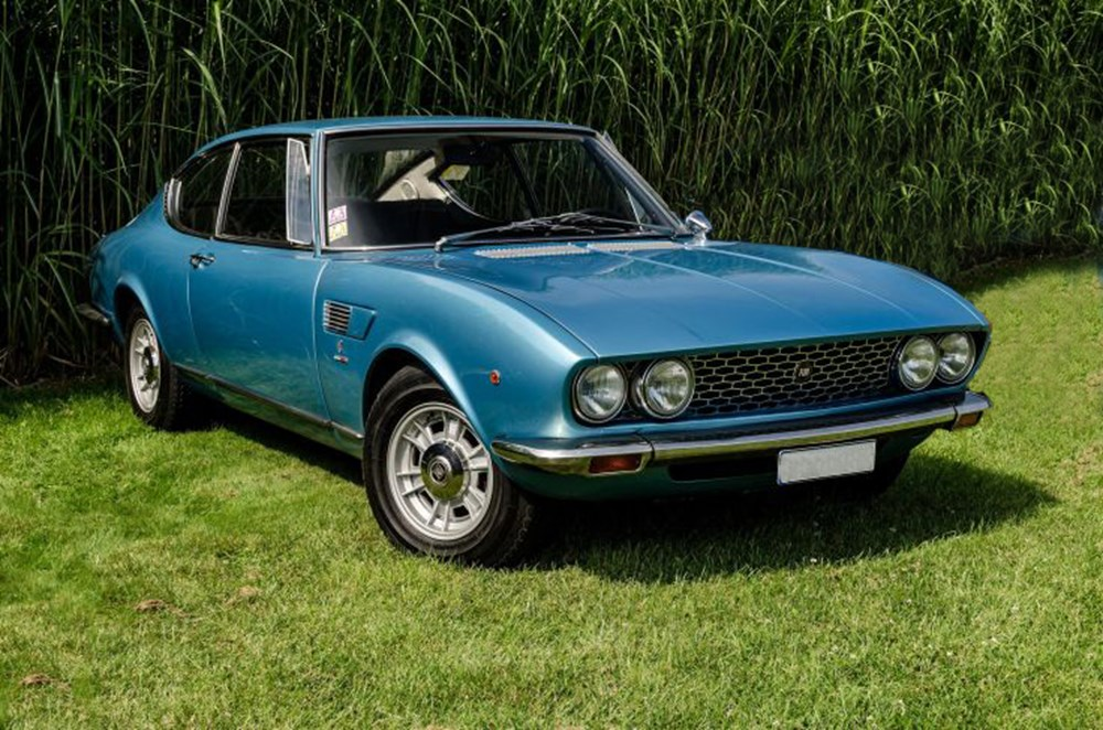 Lot 157 - 1969 Fiat Dino Coupé *WITHDRAWN