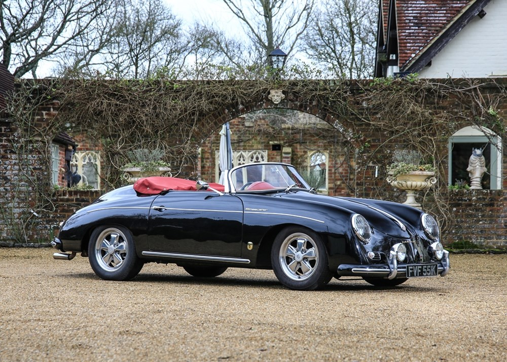 Lot 234 - 1972 Porsche 356 Speedster by Chesil