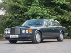Navigate to Lot 286 - 1991  Bentley Turbo R