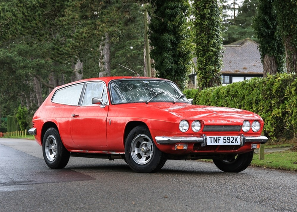 Lot 359 - 1972 Reliant Scimitar GTE (SE5A)