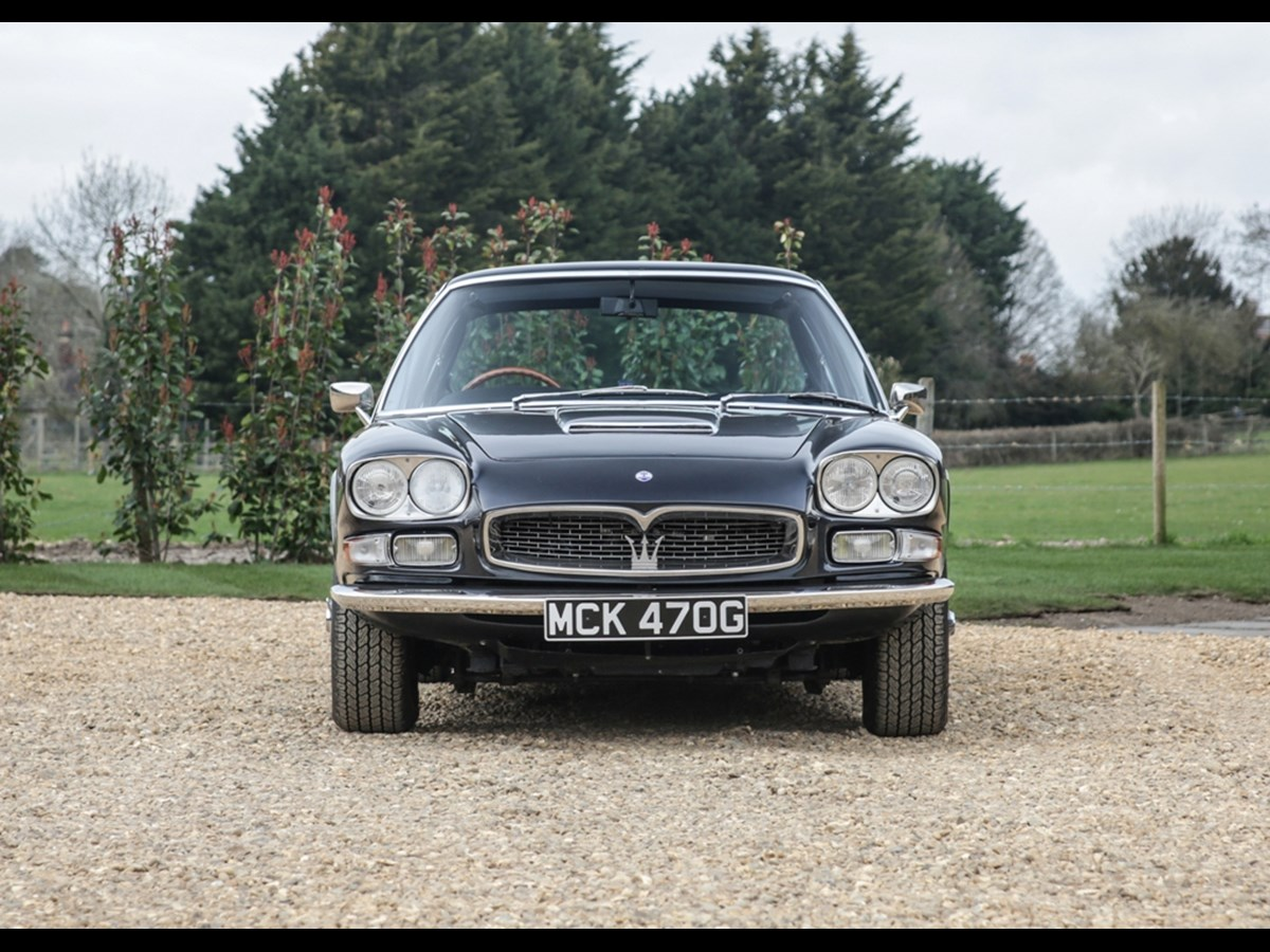 Ref 47 1968 Maserati Quattroporte Series II MRP
