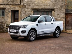 Navigate to Lot 399 - 2019 Ford Ranger Wildtrack TDCI 4X4