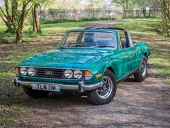 Navigate to Lot 215 - 1973 Triumph Stag