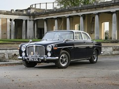 Navigate to Lot 331 - 1969 Rover P5B Coupé (3.5 Litre)