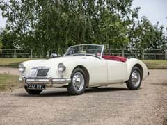 Navigate to Lot 133 - 1958 MG A Mk. I Roadster (1500)