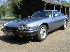 Navigate to Lot 303 - 1988 Jaguar XJ-S V12 Coupé