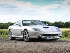 Navigate to Lot 204 - 1998 Ferrari 550 Maranello