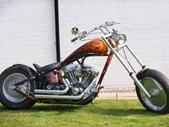 Navigate to Lot 331 - 1993 Harley-Davidson FXST Softail Custom