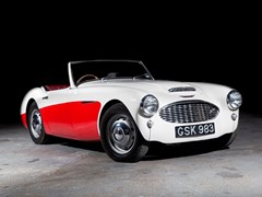 Navigate to Lot 249 - 1959 Austin-Healey 100/6 BN4