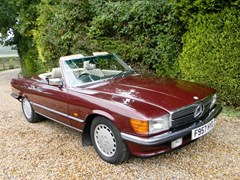 Navigate to Lot 222 - 1988 12987 300SL Roadster