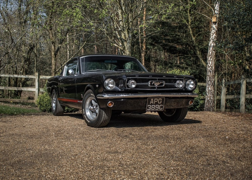 Lot 140 - 1965 Ford Mustang GT Fastback