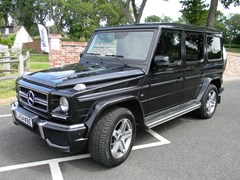 Navigate to Lot 310 - 2004 Mercedes-Benz G 400 CDI