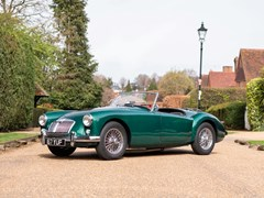 Navigate to Lot 254 - 1958 MG A Roadster