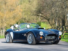 Navigate to Lot 231 - 2000 Gardner Douglas GD 427 Mk. III Cobra (5.7 litre) - Demonstrator
