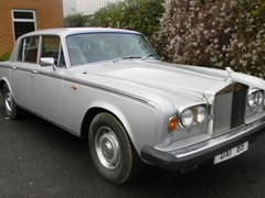 Navigate to Lot 256 - 1980 Rolls-Royce Silver Shadow II