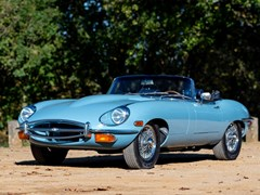 Navigate to Lot 284 - 1969 Jaguar E-Type Series II Roadster (4.2 litre)