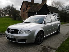 Navigate to Lot 291 - 2004 12850 RS6 Avant Plus
