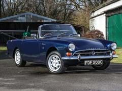 Navigate to Lot 189 - 1965 Sunbeam Tiger Mk.I