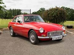Navigate to Lot 281 - 1966 MG B GT