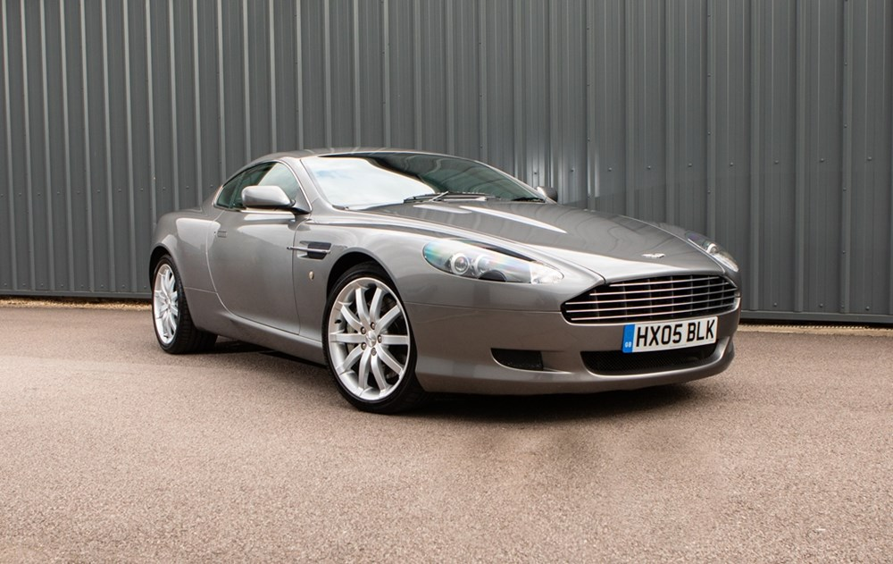 Lot 171 - 2005 Aston Martin DB9 Coupé