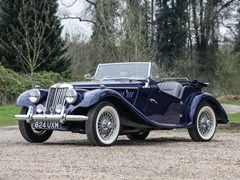 Navigate to Lot 257 - 1954 MG TF