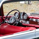 Ref 73 1965 Mercedes-Benz 220 SE Coupé -