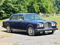 Navigate to Lot 195 - 1980 Rolls-Royce Silver Wraith II