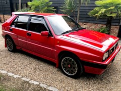 Navigate to Lot 122 - 1989 Lancia Delta Integrale 16V