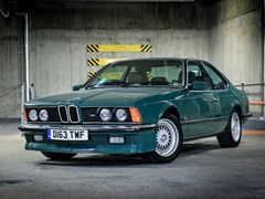 Navigate to Lot 259 - 1986 BMW M635CSi