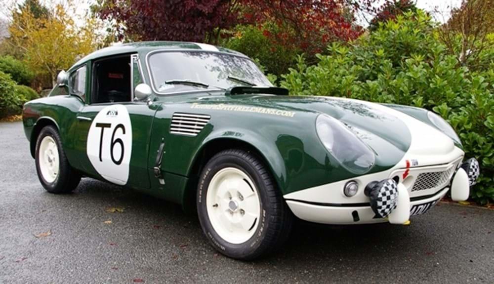 Triumph GT Le Mans - Classic & Sports Car Auctioneers