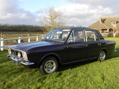 Navigate to Lot 323 - 1970 Ford Cortina Mk. II 1600E