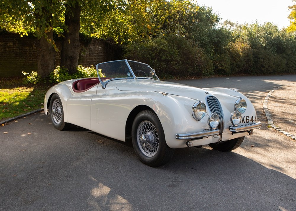 Lot 314 - 1952 Jaguar XK120 Roadster