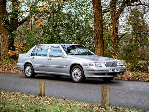 Ref 76 1999 Volvo S90 Royal Long Wheelbase MRP