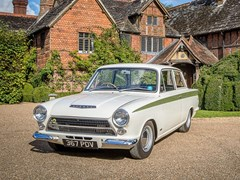 Navigate to Lot 163 - 1963 Ford Lotus Cortina Mk. I