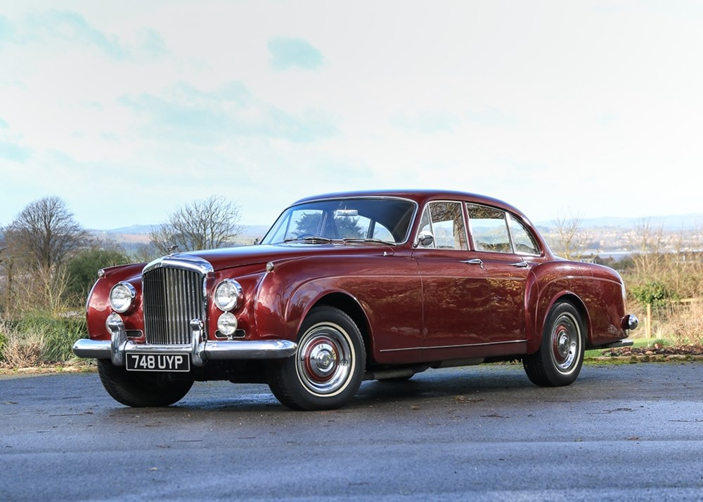Lot 306 - 1960 Bentley S2 Continental Flying Spur