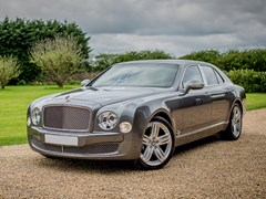 Navigate to Lot 209 - 2012 Bentley Mulsanne