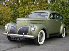 Navigate to Lot 243 - 1939 Studebaker Commander Cruising Sedan
