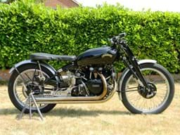 1950 Vincent Black Lightning