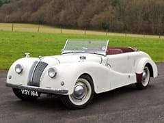 Navigate to Lot 153 - 1948 AC Drophead Coupé (2-litre)