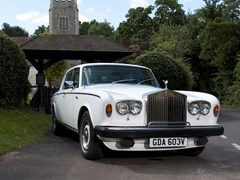 Navigate to Lot 348 - 1979 Rolls-Royce Silver Shadow II Anniversary